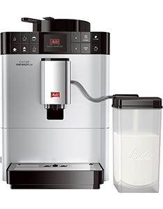 Melitta-F57-0-101-silber-Kaffeevollautomat-Caffeo-Varianza-CSP-3-sieger